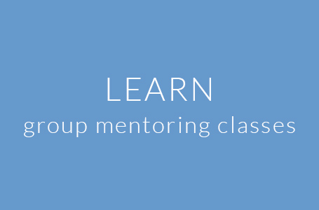 Learn - Group Mentoring with Laura Bonarrigo